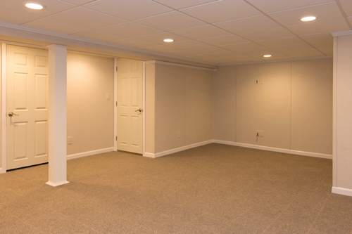 Gallery Of Finished Basements In Pennsylvania Delaware