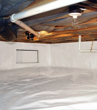 crawl space repair system