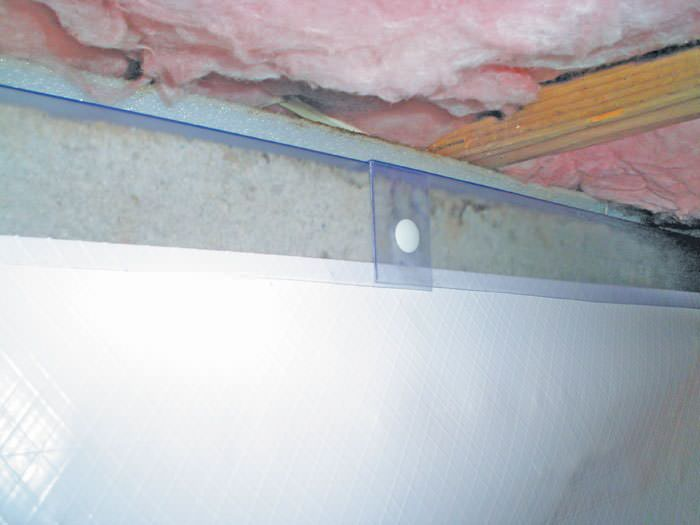Block Wall Treatment For Crawl Spaces Sealing In