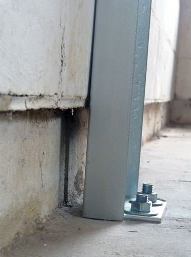 Channel Wall Anchor System For Collapsing Foundation Walls