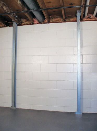 Powerbrace Wall Repair System Installation In Philadelphia