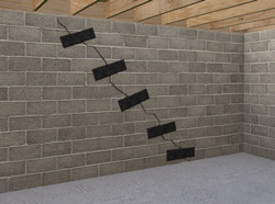 CarbonArmor® Wall Repair in Gwynn Oak, Catonsville, Essex, Towson, Elkton, Bear, Middle River