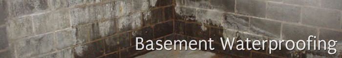 Basement Waterproofing in PA, DE, MD and NJ, including West Chester, Newark & Philadelphia.