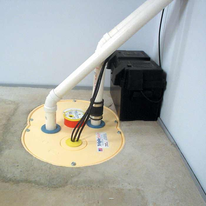 Home Sump Pump Systems In Pennsylvania Delaware And