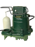 cast-iron zoeller sump pump systems available in Middle River, Pennsylvania, Delaware, and Maryland