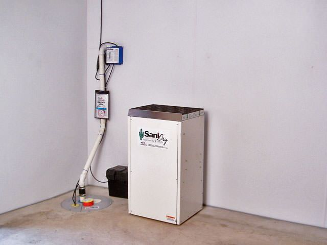 Basement Dehumidifier ...