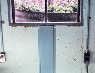 Repaired waterproofed basement window leak in Upper Darby & Basement Window Leak Repair in Philadelphia Baltimore Ellicott ...